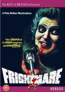 Frightmare DVD Sheila Keith