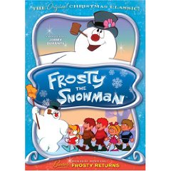 Frosty Snowman DVD Region NTSC