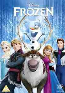 Frozen DVD Chris Buck