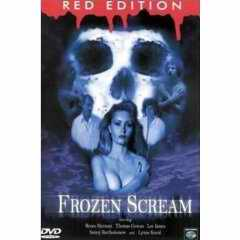 Frozen Scream DVD