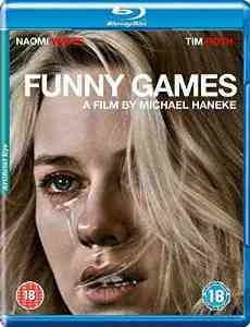 Funny Games Blu ray Tim Roth