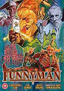 Funnyman DVD