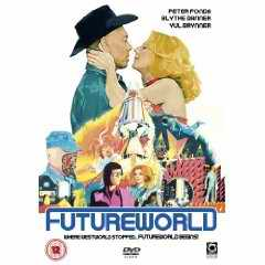 Futureworld DVD Peter Fonda