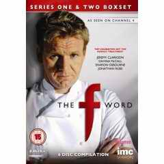 Gordan Ramsay's The F Word DVD