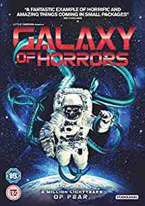 Galaxy Of Horrors DVD