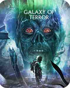 Galaxy of Terror Blu-ray