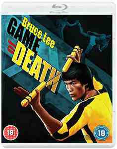 Game Death Dual Format Blu ray