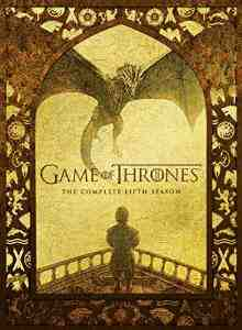 Game Thrones Season 5 DVD