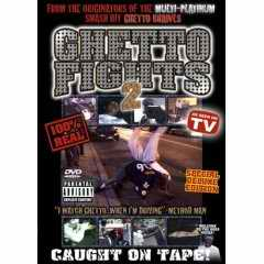 Ghetto Fights 2 DVD cover