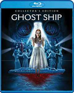 Ghost Ship Blu-ray