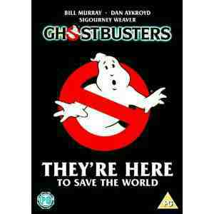 Ghostbusters DVD Bill Murray
