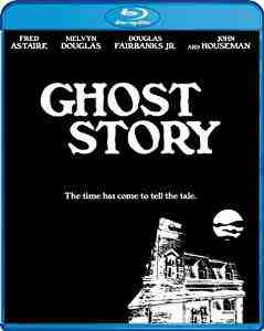 Ghost Story Blu ray Fred Astaire
