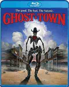 Ghost Town Blu ray Bruce Glover