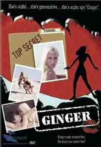 Ginger DVD Region US NTSC