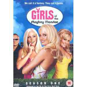 Girls Playboy Mansion Season DVD