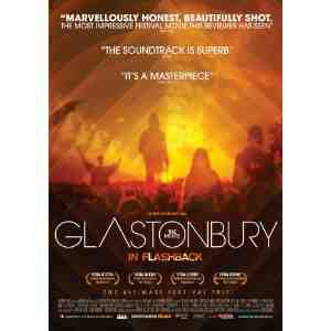 Glastonbury The Movie Flashback DVD