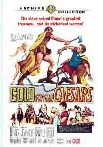 Gold Caesars DVD Region NTSC