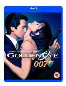 Goldeneye Blu ray Pierce Brosnan