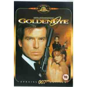 Goldeneye Special DVD Pierce Brosnan