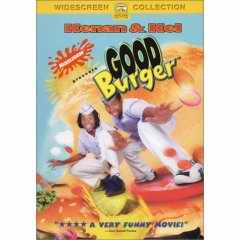 Good Burger DVD