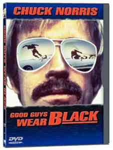 Good Guys Wear Black DVD