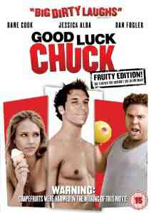 Good Luck Chuck DVD Fogler