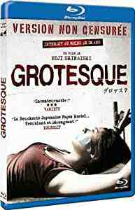 Grotesque Blu-ray