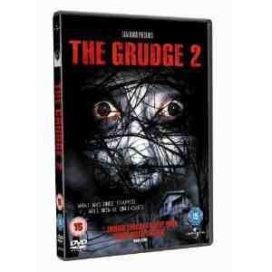 Grudge 2 DVD Amber Tamblyn