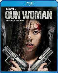 Gun Woman Blu ray Asami