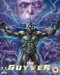 Guyver Blu ray Mark Hamill