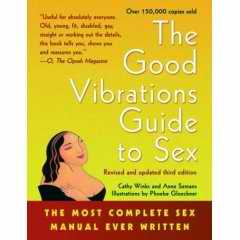 The Good Vibrations Guide to Sex book cover