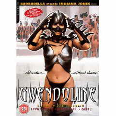 Gwendoline DVD cover