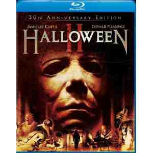 Halloween Blu ray Jamie Lee Curtis