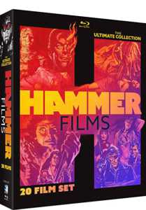 Hammer Films - Ultimate Collection Blu-ray