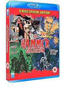 Hammer Blu Collection Disc   Blu