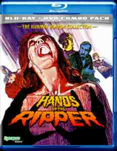 Hands The Ripper Blu ray Combo