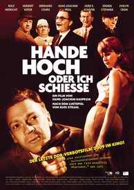 Hands Up or I Shoot film poster