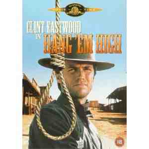Hang High DVD Clint Eastwood