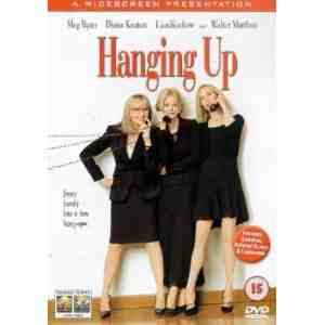 Hanging up DVD Diane Keaton