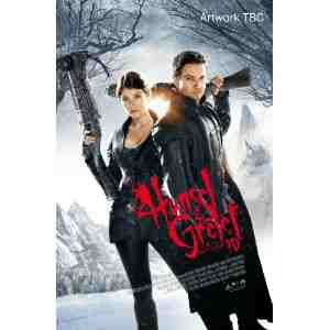 Hansel Gretel Witch Hunters DVD