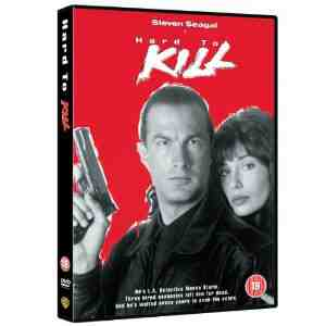 Hard Kill DVD Steven Seagal UK