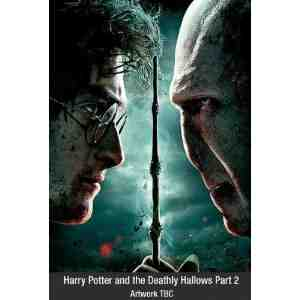 Harry Potter Deathly Hallows Part