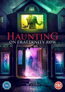 Haunting on Fraternity Row DVD