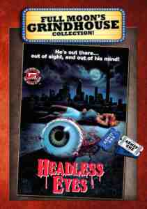 Headless Eyes DVD Region NTSC