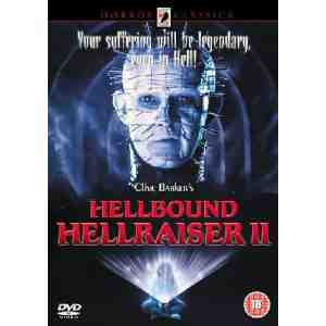 Hellbound Hellraiser DVD Kenneth Cranham