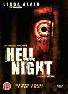 Hell Night DVD