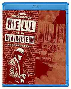 Hell Up in Harlem Blu-ray