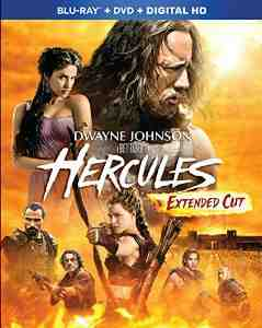 Hercules Blu ray DVD Digital HD