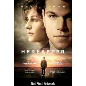 Hereafter DVD Matt Damon