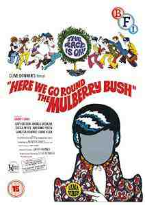 Here Round Mulberry Bush DVD